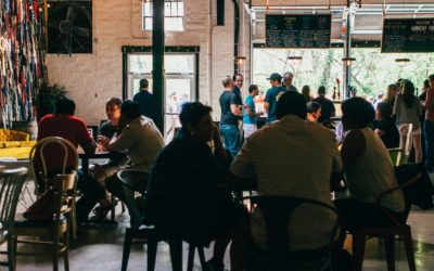 GRA Happy Hour & Networking at Monday Night Brewing