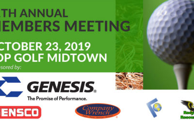 11th Annual GRA Members Meeting – Top Golf Atlanta Midtown